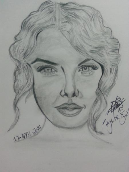 Taylor Swift par perriejohn
